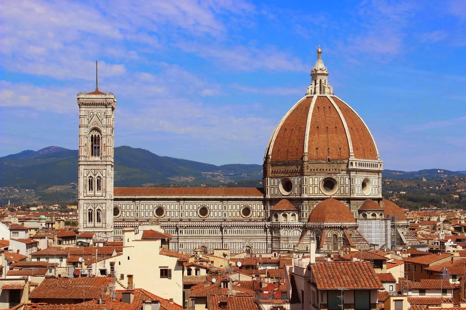 La Catedral de Florencia, Italia