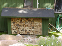 Outdoor Water Heater Shed