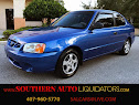 2001 Hyundai Accent GS 2dr Hatchback
