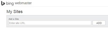 Cara Mudah Verifikasi dan Mendaftarkan Blog ke Bing Webmaster