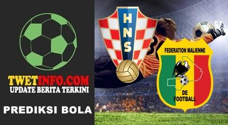 Prediksi Croatia U17 vs Mali U17