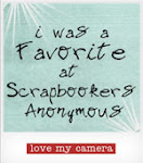 Scrapbookers Anonymous -Top 3