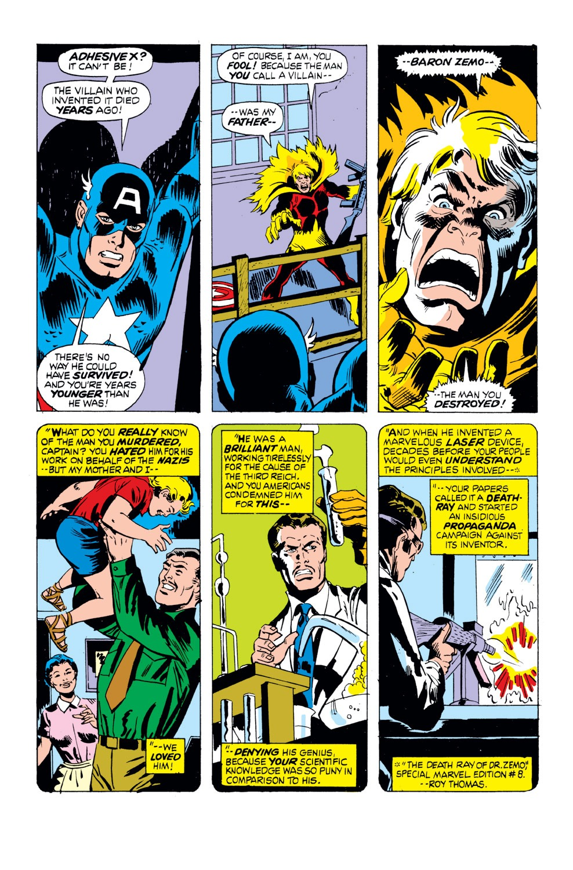 Captain America (1968) Issue #168 #82 - English 14