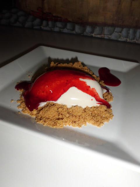 Una historia de cupcakes y galletas una tarta de queso for Deconstruccion gastronomica