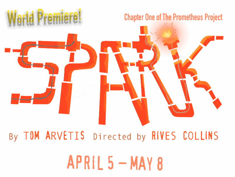 WIN 4 Tickets To SPARK ($104 value) at Adventure Stage (9+) 4pm on 4/12