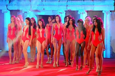 Ива Атанасова е казва е най-добрият модел в света за 2011 година
