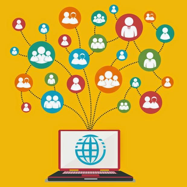 Social media in business communication