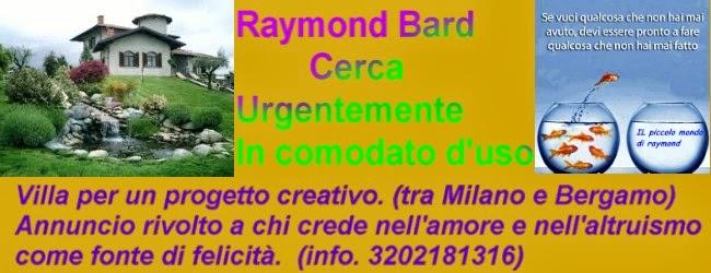 Aiuta Raymond e Raymond aiuta te..