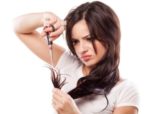 Solusi Cerdas mencegah rambut anda bercabang