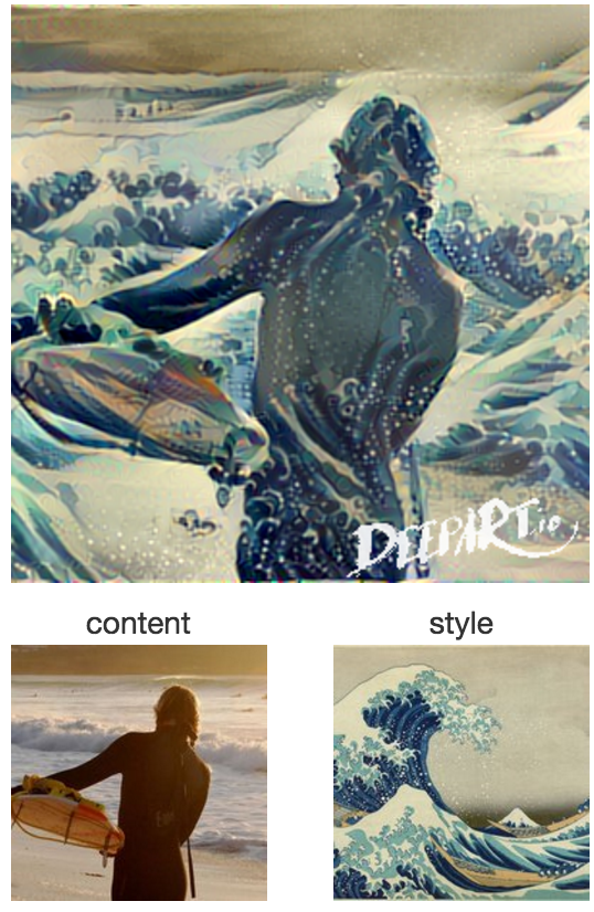 Large Scale Machine Learning and Other Animals: DeepArt.io: deep ...