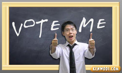 vote me