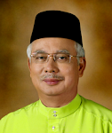 YAB Perdana Menteri,Dato' Sri Hj.Najib bin Tun Hj.Abdul Razak(Orang Kaya Indera Shah Bandar)