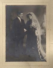 abuelos maternos - José y Delfina