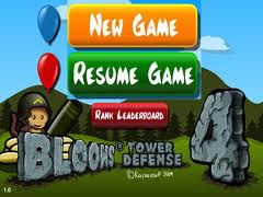 Bloons tower defense 4 gameplay unblocked hacked shooting games
