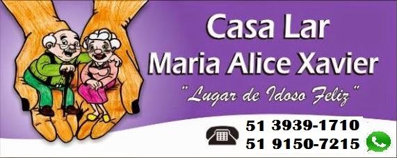 Casa Lar Maria Alice Xavier