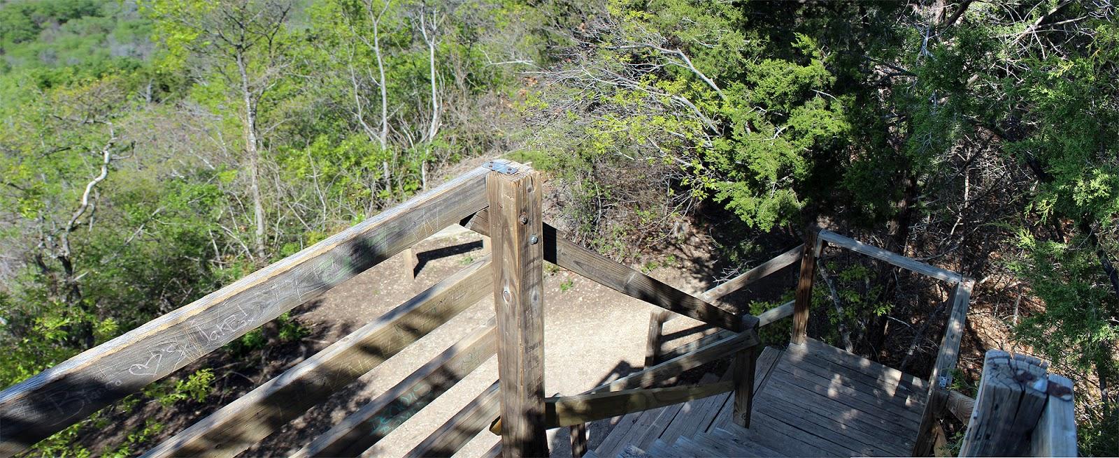 Dallas trinity trails dogwood canyon and cedar ridge for Cedar ridge