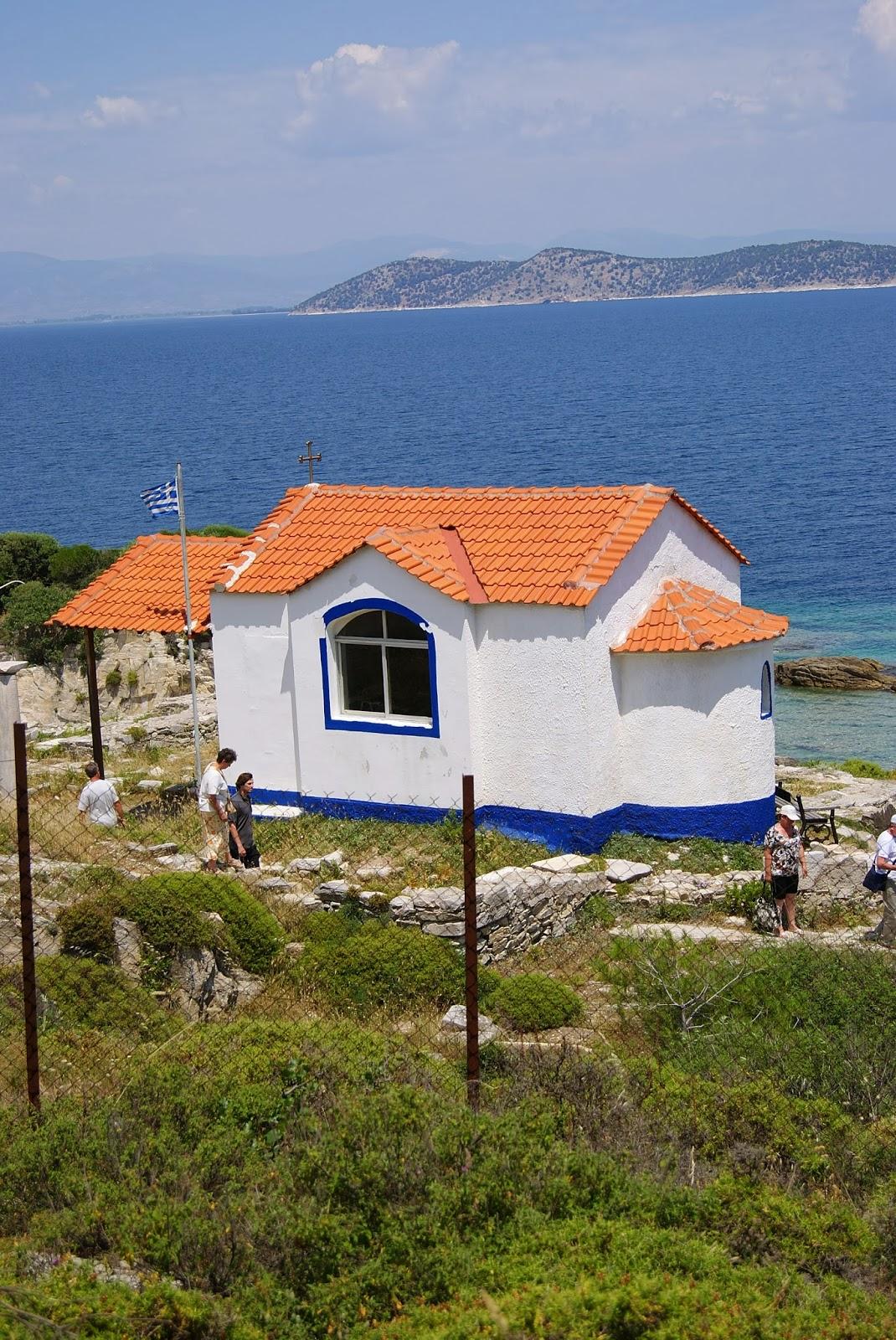 Limenas, Grecja wyspa Thassos