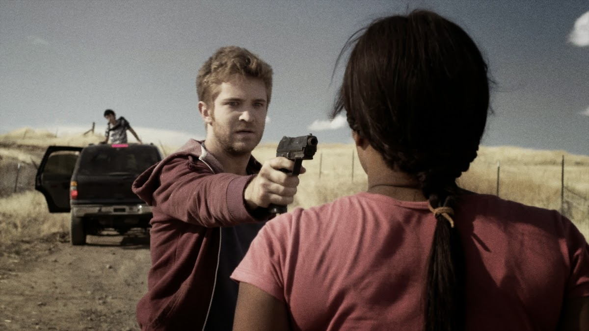 A Zombie Bear Emerges From Its Den In This Preview For Z Nation