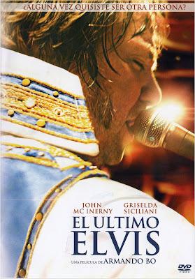 El último Elvis cartel