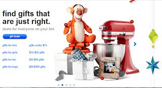 Target Christmas Sale