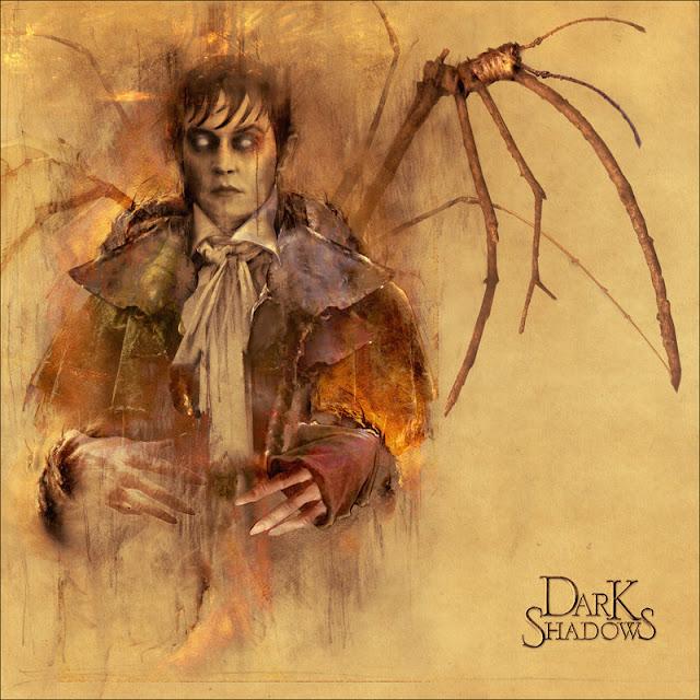 Barnabas Collins - Vampyre por jimkilroy