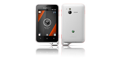 Sony Ericsson Xperia Active + vdeos com teste de resistncia
