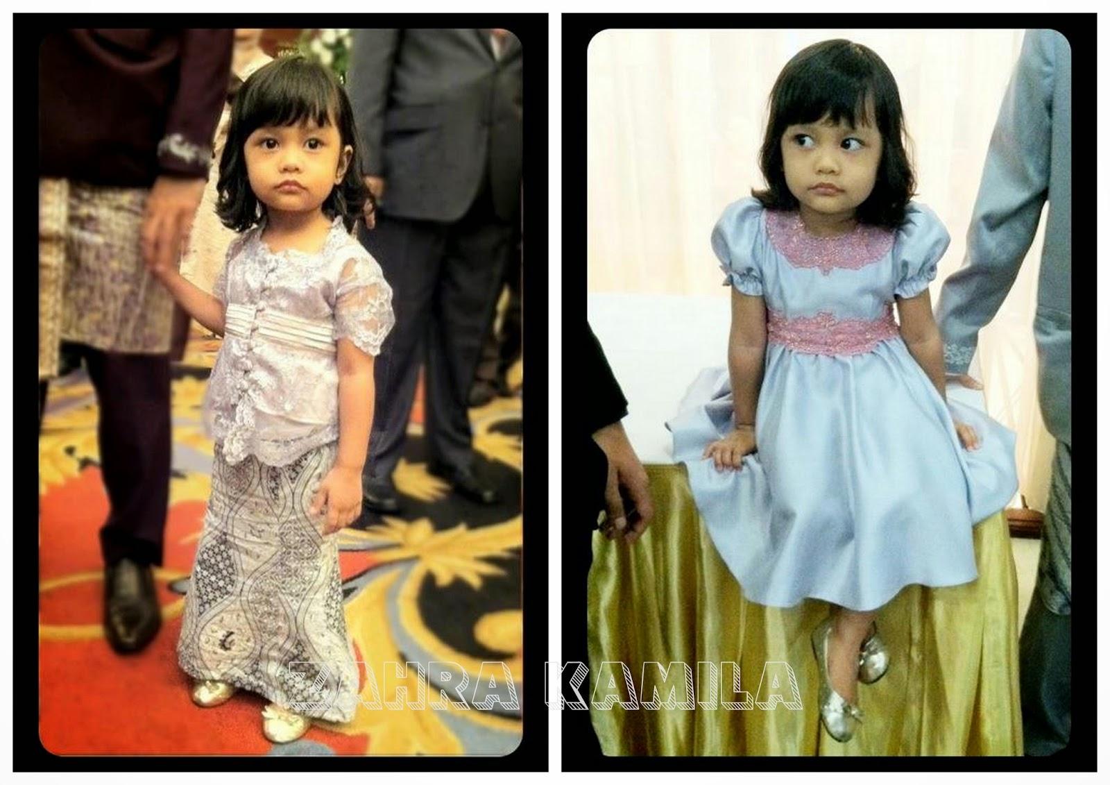 Foto Model Baju Kebaya Encim Anak