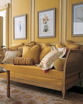 Decoraci 243 N De Salas De Color Amarillo C 243 Mo Arreglar Los