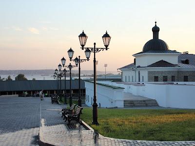 Преображенский собор Спасо-Преображенского монастыря
