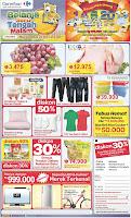 Brosur Harga Promosi Carrefour Update 8 Mei - 7 juni 2013