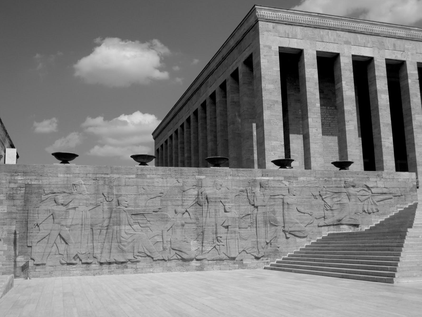 Nationalism in the Built Environment: Imagining the Turkish Nation at the Mausoleum of Mustafa Kemal Atatürk