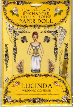 Enchanted Paper Dolls Lucinda