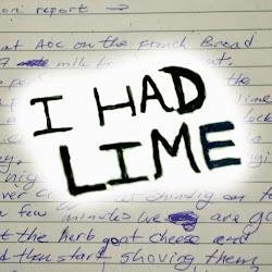 I Had Lime