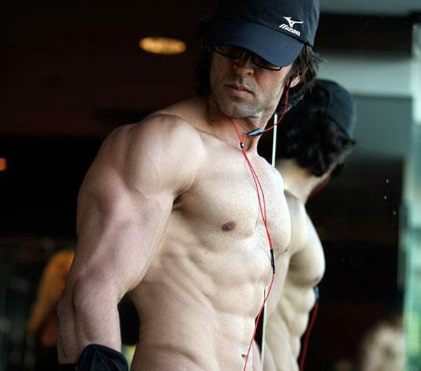 Have Fun!: Hrithik Roshan New Look for krrish 3