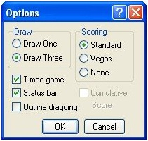 Cara memenangkan Game solitaire pada windows