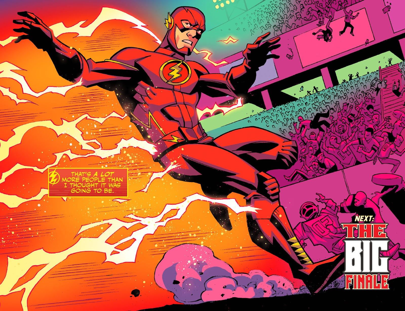 The Flash: Season Zero [I] Issue #7 #7 - English 22