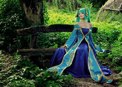 League of Legends - Sona (Micah Mallari)