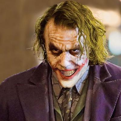Joker on La Blogueuse Beaut   Qui A La Goutte Au Nez       Au Pays Des