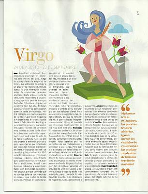 ... El Horoscopo de Adriana Azzi para el 2012 - Encartado en el Nacional
