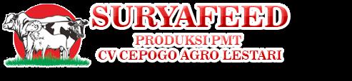 SuryaFeed - Produksi Pakan Ternak Berkualitas Terbaik