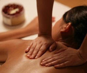 Aromatic Body Massage