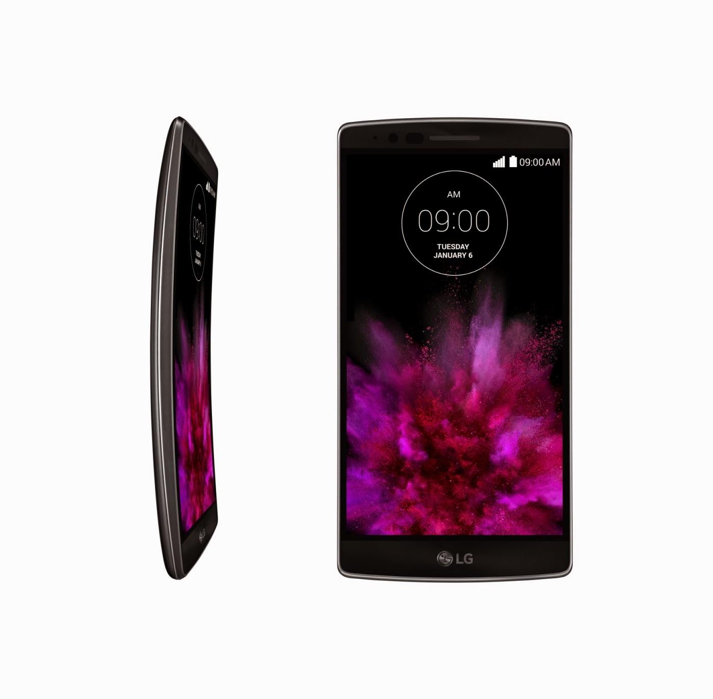LG G Flex 2 Review, Smartphone Berlayar Melengkung