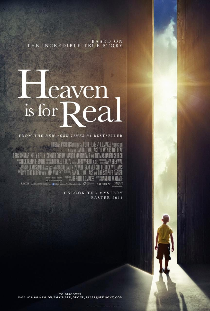 Film Initiatic Film Spiritual Spiritual Raiul Exsita Heaven is for real