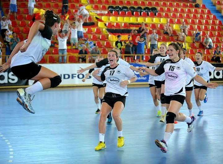 Mundial Juvenil Femenino - Alemania a cuartos de final | Mundo handball