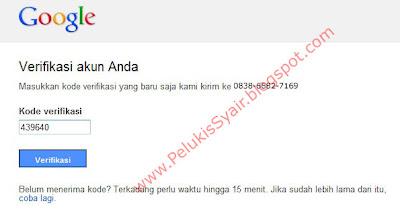 verifikasi gmail,