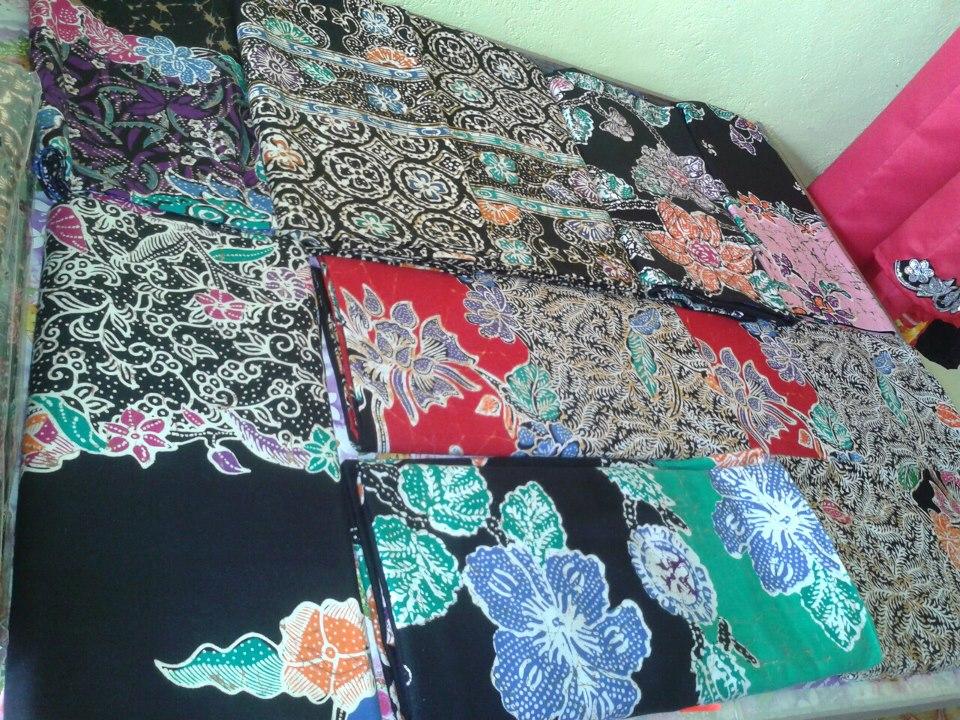 Sazlys Collections Kain Batik Terengganu