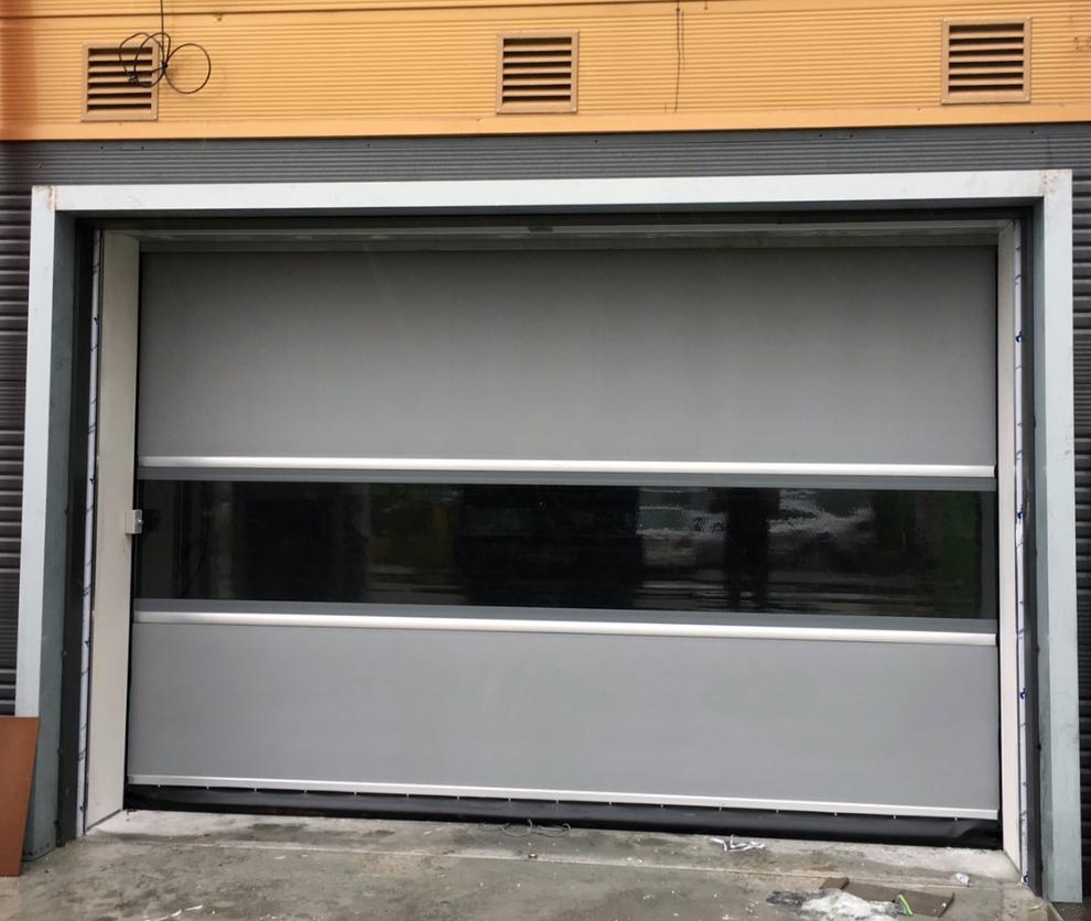Rapid Door