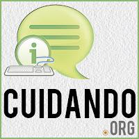 El perfil de Cuidando.org.