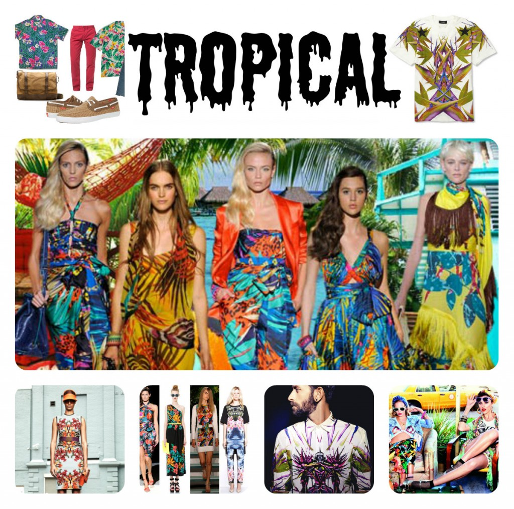 Fashion South Africa: Spring/ Summer 2013 Trend Prediction ...
