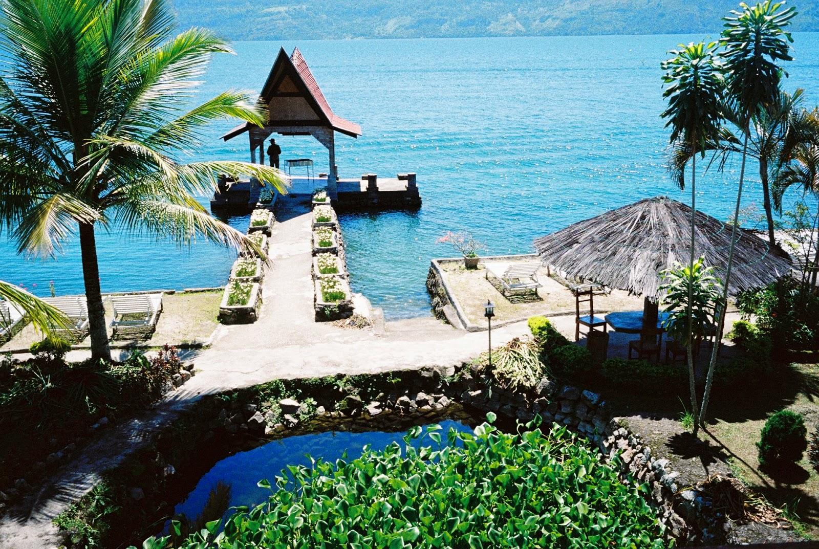 Samosir Island, Lake Toba